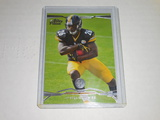 2013 TOPPS PRIME FOOTBALL #108 - LE'VEON BELL ROOKIE CARD PITTSBURGH STEELERS