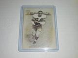2009 TOPPS MAGIC FOOTBALL #M17 - JIM BROWN '48 MAGIC SYRACUSE VINTAGE STYLE CARD