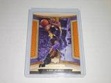 2006-07 UPPER DECK HARDCOURT BASKETBALL #45 - KOBE BRYANT HARDCOURT CARD LOS ANGELES LAKERS