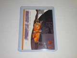 2000-01 UPPER DECK BASKETBALL GAME JERSEY EDITION #442 - KOBE BRYANT PURPLE REIGN CARD LA LAKERS