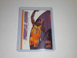 2000-01 UPPER DECK BASKETBALL GAME JERSEY EDITION #431 - KOBE BRYANT PURPLE REIGN CARD LA LAKERS