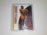 2000-01 UPPER DECK BASKETBALL GAME JERSEY EDITION #440 - KOBE BRYANT PURPLE REIGN CARD LA LAKERS