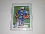 2012 TOPPS MAGIC FOOTBALL #1 - ANDREW LUCK COLTS ROOKIE CARD