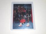 1999-00 UPPER DECK BASKETBALL - MICHAEL JORDAN ATHLETE OF THE CENTURY - HOLOFOIL CHICAGO BULLS