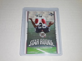 2007 UPPER DECK FOOTBALL #280 - MARSHAWN LYNCH - STAR ROOKIE CARD - ROOKIE EXCLUSIVES