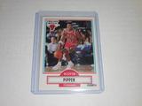 1990-91 FLEER BASKETBALL #30 - SCOTTIE PIPPEN CHICAGO BULLS