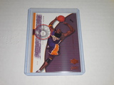 2000-01 UPPER DECK BASKETBALL GAME JERSEY EDITION #432 - PURPLE REIGN KOBE BRYANT LA LAKERS CARD