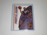 2000-01 UPPER DECK BASKETBALL GAME JERSEY EDITION - KOBE BRYANT PURPLE REIGN LOS ANGELES LAKERS #437