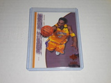 2000-01 UPPER DECK BASKETBALL GAME JERSEY EDITION #441 - KOBE BRYANT PURPLE REIGN LA LAKERS CARD