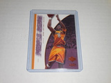 2000-01 UPPER DECK BASKETBALL #433 - KOBE BRYANT PURPLE REIGN GAME JERSEY EDITION LA LAKERS