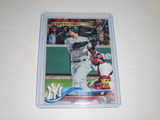 2018 TOPPS BASEBALL #1 - AARON JUDGE - FUTURE STAR TOPPS ALL STAR GOLD CUP ROOKIE CARD NY YANKEES