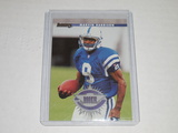 1996 DONRUSS FOOTBALL #235 - MARVIN HARRISON INDIANAPOLIS COLTS ROOKIE CARD