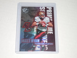 2008 PRESS PASS FOOTBALL #PP3 - PRIMETIME PLAYERS HOLOFOIL REFRACTOR ROOKIE CARD BOSTON COLLEGE