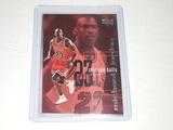 1999-00 UPPER DECK BASKETBALL #311 - MICHAEL JORDAN CL CHICAGO BULLS