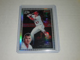2019 PANINI DONRUSS OPTIC BASEBALL #AA-3 - MIKE TROUT ACTION ALL STARS SILVER PRIZM SP LA ANGELS