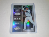 2018 PANINI CONTENDERS OPTIC #10 - GLEYBER TORRES ROOKIE CARD HOLO SILVER PRIZM NY YANKEES BV $$