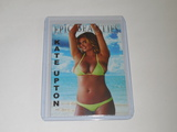 2020 ACEO - EPIC BEATUIES KATE UPTON BIKKINI TRADING CARD RARE SERIES 1 12/20 LIMITED EDITION 500