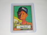 2020 ACEO RP PRESIDENT DONALD TRUMP 1952 TOPPS STYLE MICKEY MANTLE DONALD TRUMP ACEO CARD RARE COOL