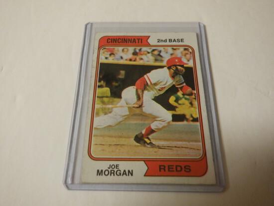 1974 TOPPS JOE MORGAN #85 CINCINATTI REDS