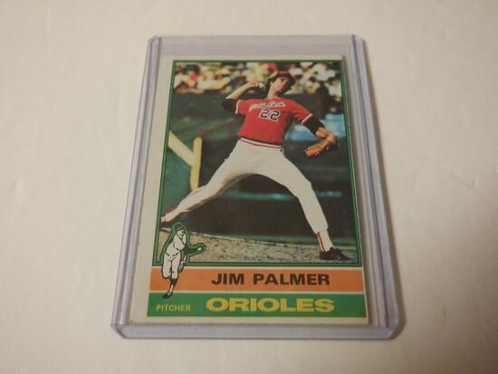 1976 TOPPS JIM PALMER #450 BALTIMORE ORIOLES