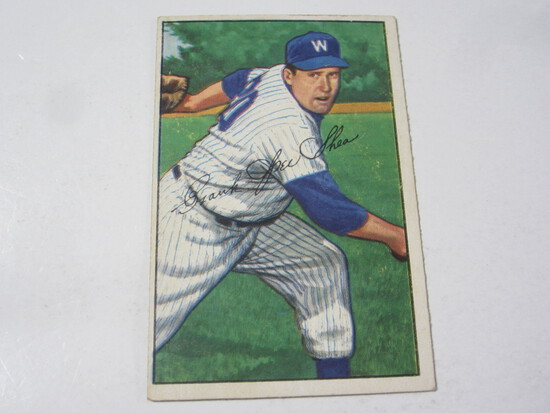 1952 Bowman #230 Frank Shea