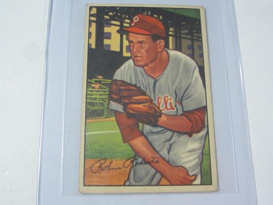 1952 Bowman #4 Robin Roberts