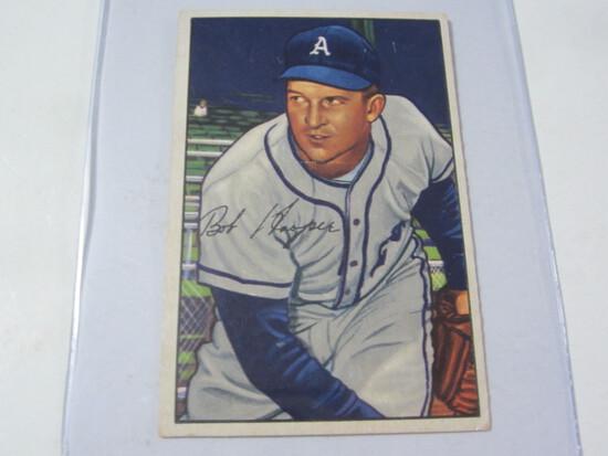 1952 Bowman #10 Bob Hooper