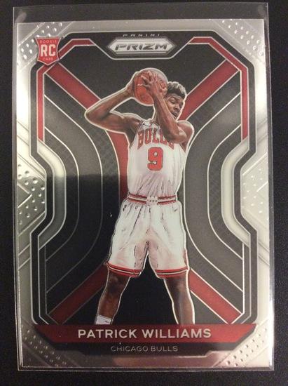 2020-21 Prizm Patrick Williams RC