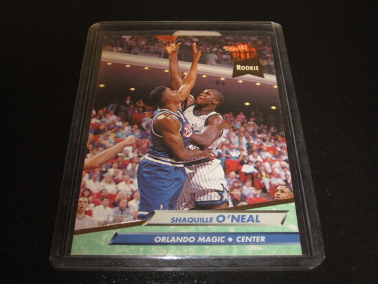 SHAQUILLE ONEAL 1993 FLEER ULTRA RC/ROOKIE! #328