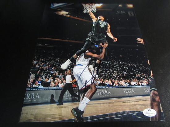 Giannis Antetokounmpo signed 8x10 photo certified coa