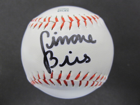 Snoop Dogg Signed Baseball WITH COA - DIFFERENT AND RARE ON A BASEBALL!