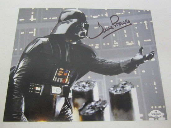 """Dave Prowse """"Darth Vader"""" signed autographed 8x10 photo Certified COA"""