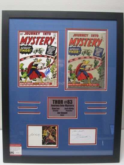 LARGE COMIC BOOK COLLECTION RARE ITEMS