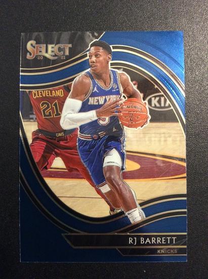 "2021 Select Basketball RJ Barrett ""Courtside"""