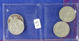 4 COINS: Key Indian Nickels (2) 1919-S (2) 1920-S