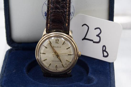 Bulova Automatic Wristwatch 1967
