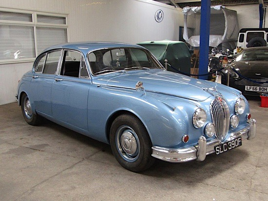 1961 Austin Healey 3000 MKI BT7 2+2