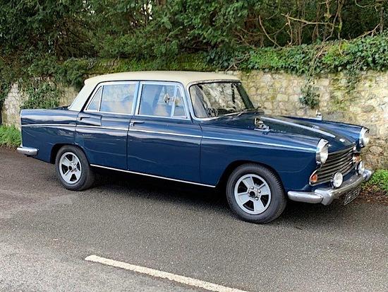 1967 Morris Oxford Series VI