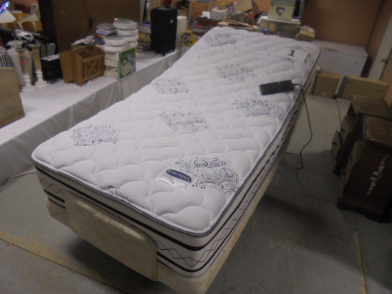 Twin Electric Adjustable Bed