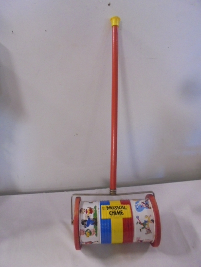 1951 Fisher Price Musical Chime