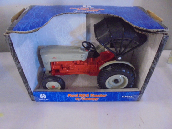 Ertl 1/16th Ford NAA Tractor w/ Canopy