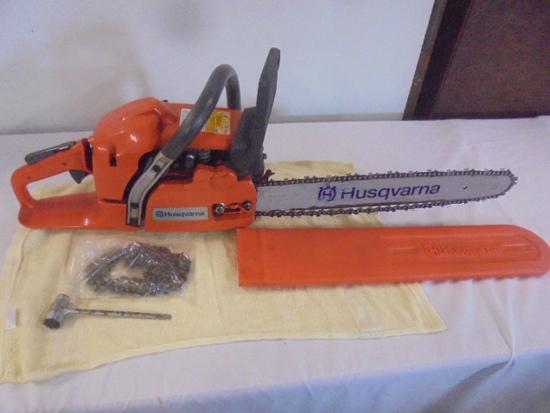 Husquavarna 350 Chainsaw
