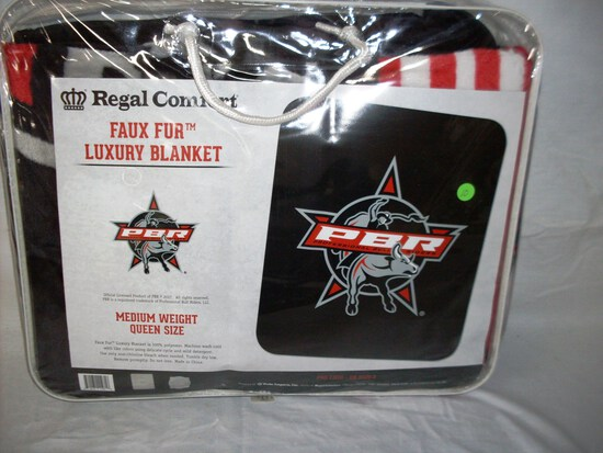 PBR Faux Fur Queen size Blanket