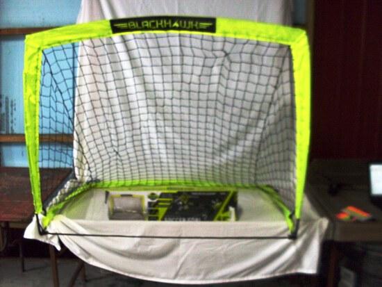 BlackHawk Soccer Goal