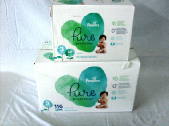 176 diapers for 16-28 lb child