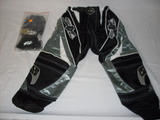 Fox Childs 26 racing pants and gloves