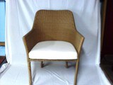 Paddded Seat Patio Chair