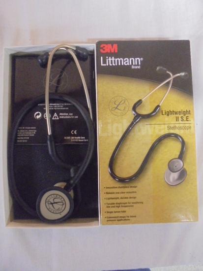 3M Littman Brand Lightweight 11 S.E. Stethoscope