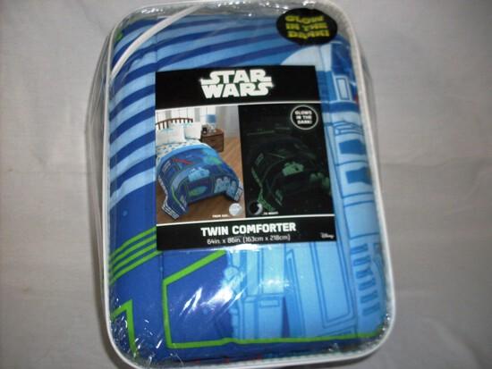 Star Wars Twin Size Comforter