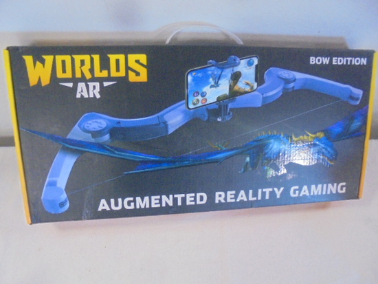 Worlds-AR-Bow Edition Augmented Reality Gaming